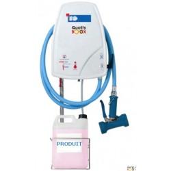 Centrale de nettoyage désinfection dilution QualityBoox