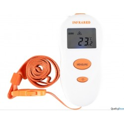 Thermomètre infrarouge LED