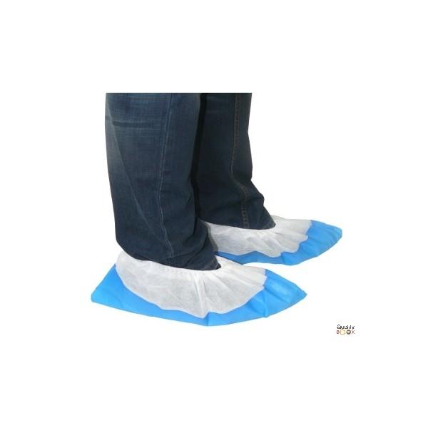 sur chaussures antid rapantes bleues hygi ne sanitaire. Black Bedroom Furniture Sets. Home Design Ideas