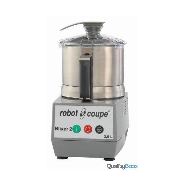 Blixer 2 robot coupe appareil pour professionnels de la for Robot cuisine professionnel