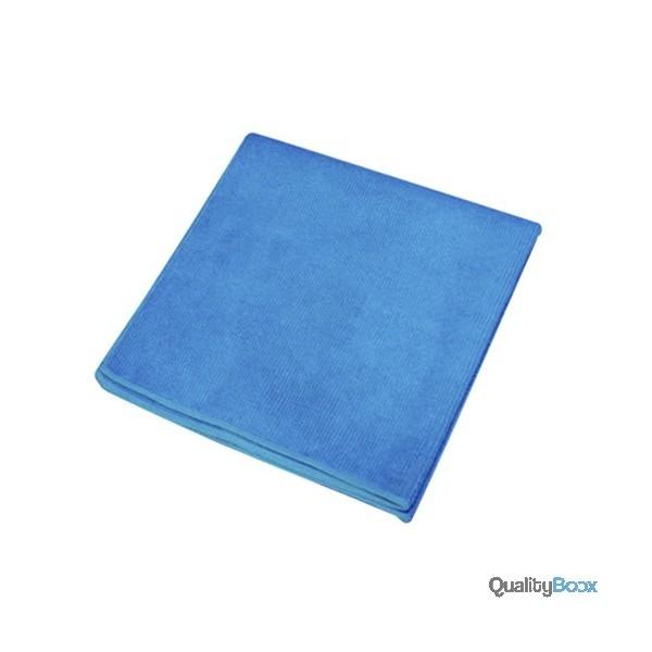 lavette microfibre reutilisable bleu classique pour nettoyage hygi ne. Black Bedroom Furniture Sets. Home Design Ideas
