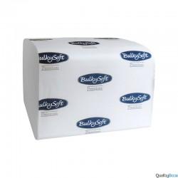 Papier toilette plié en V 250F