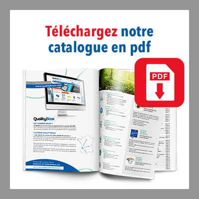 Télécharger le catalogue QualityBoox en PDF