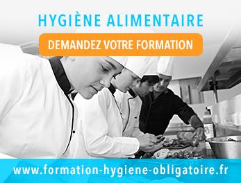 Formation en hygiène alimentaire