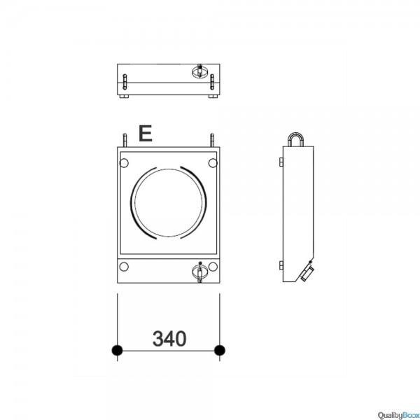 plan  u00e9lectrique  u00e0 induction 1 zone de cuisson