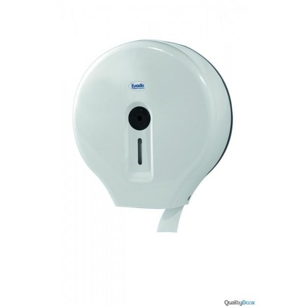 distributeur blanc de papier toilette maxi jumbo. Black Bedroom Furniture Sets. Home Design Ideas