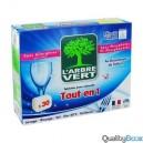 Tablette pour laver la vaisselle en machine L'Arbre Vert